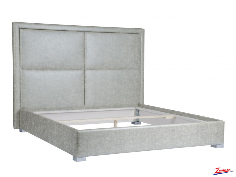 Villa Upholstered Bed