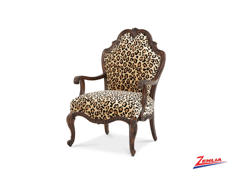 Palace Leopard Chair