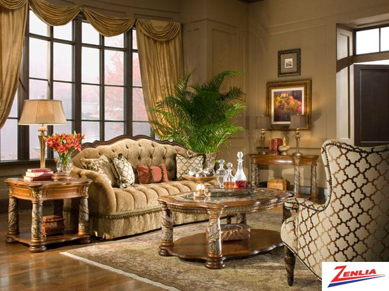 Villa valen sofa villa valen classic sofa collections for Classic home villa home collection