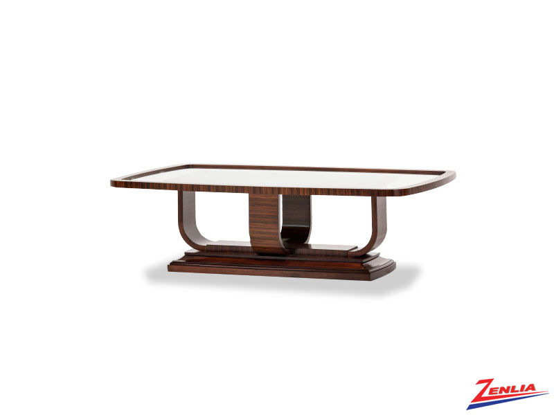 Cloc Rectangular Cocktail Table