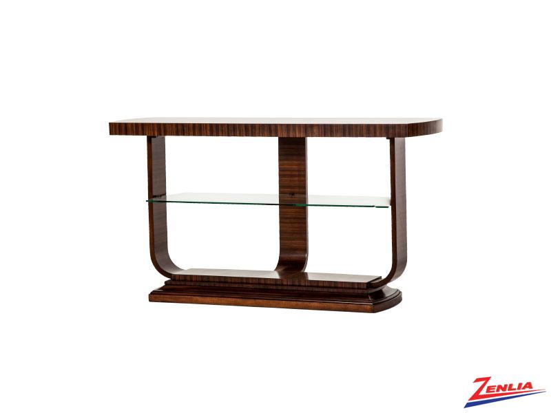 Cloc Console Table
