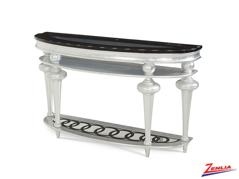 Holly Swan Night Console Table