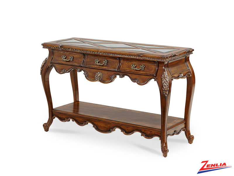 Lave Melan Console Table