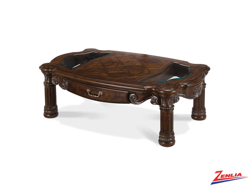 Mont Carl Noir Coffee Table