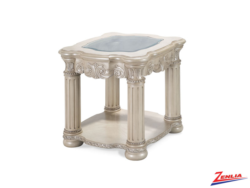 Mont Carl Pearl End Table