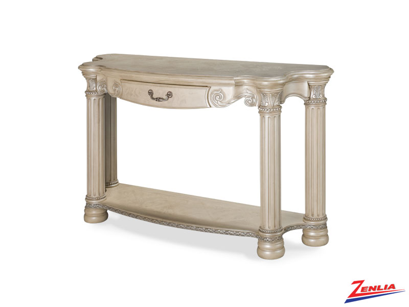 Mont Carl Pearl Console Table