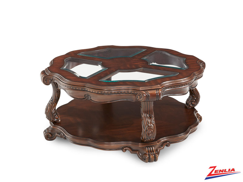 Palace Round Cocktail Table