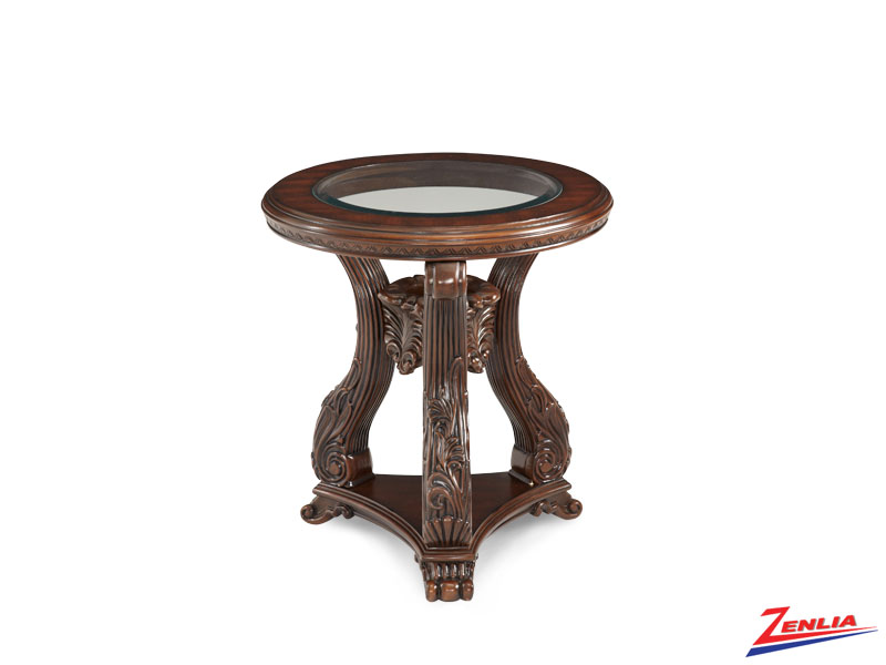 Palace Chair Side Table