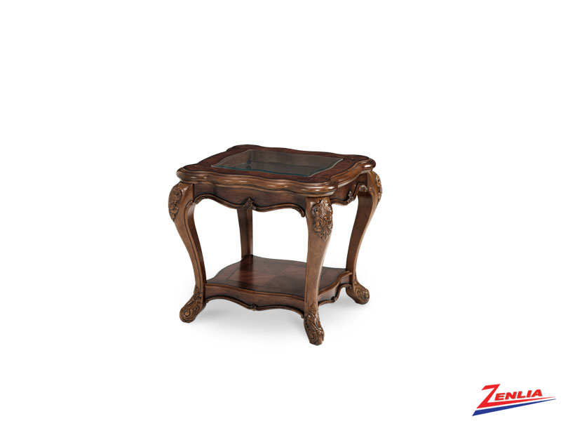 Pala Roy End Table