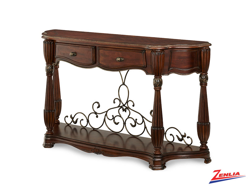 The Sover Console Table