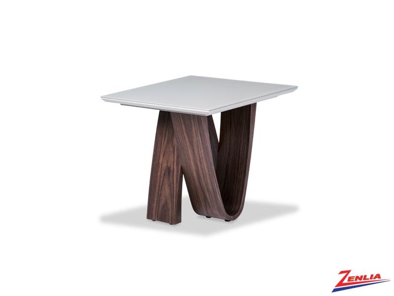 Rapt End Table