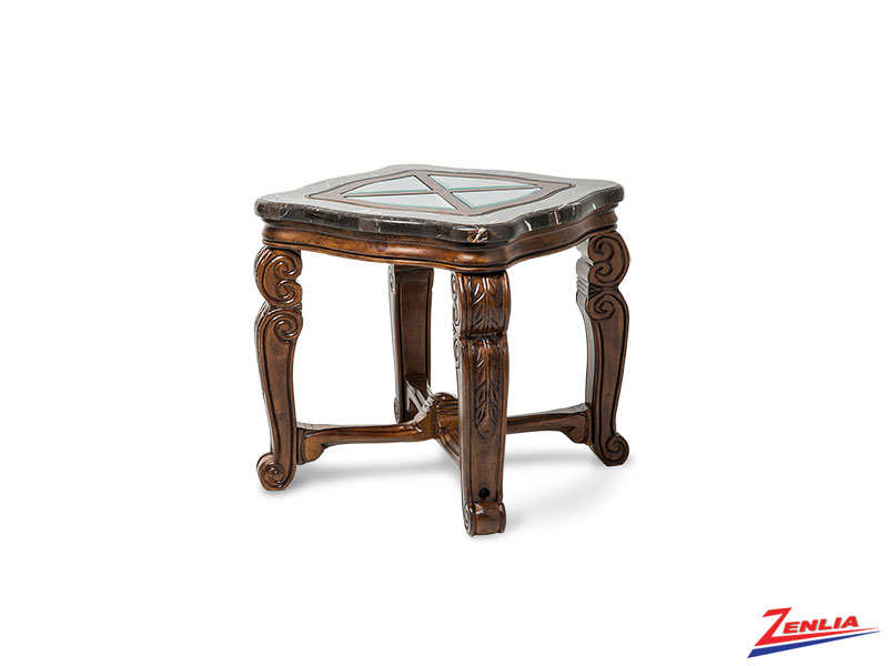 Tusc Melan End Table