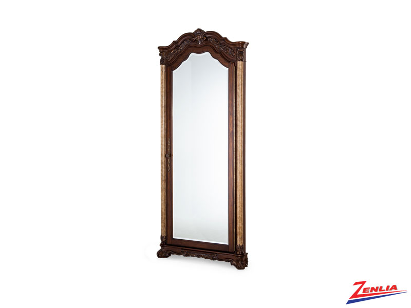 Victoria Wall Mirror With Storage