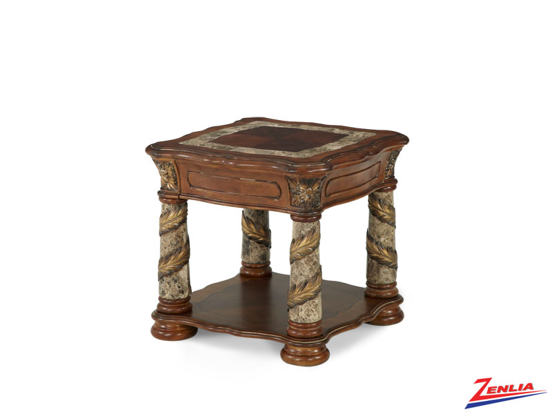 Villa Valen End Table