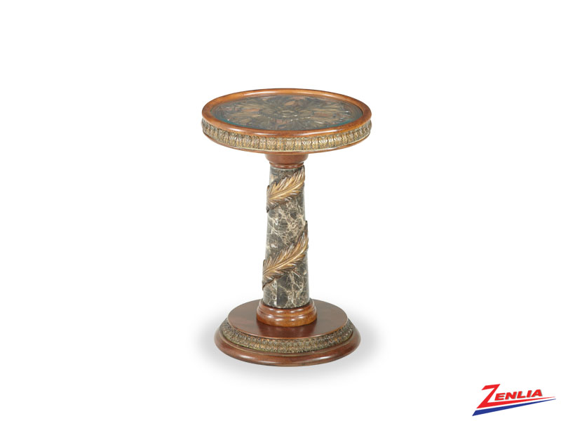 Villa Valen Chair Side Table