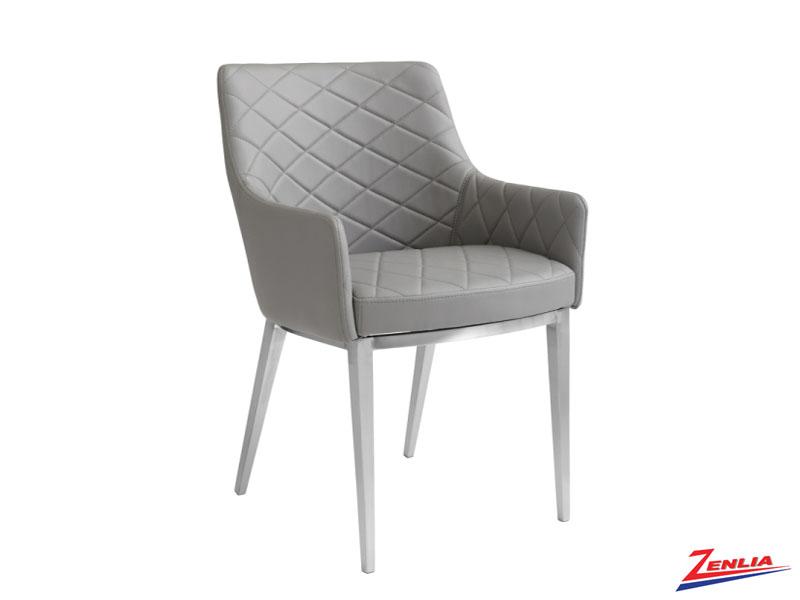Chas Grey Armchair