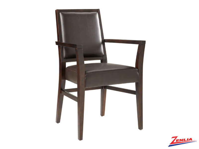 Citi Brown Armchair