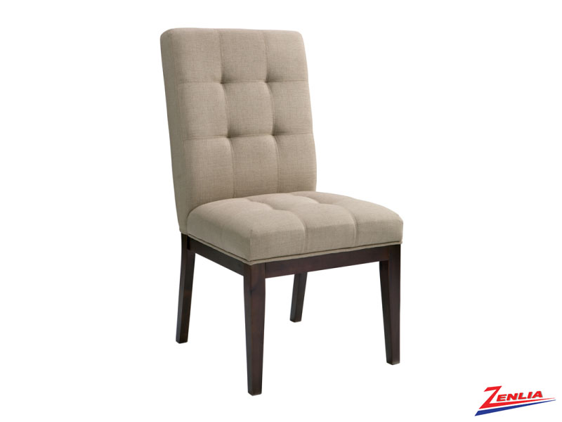 Dian Beige Dining Chair