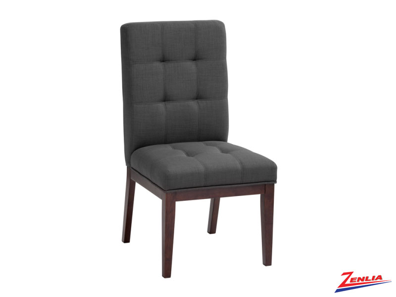 Dian Charcoal Dining Chair