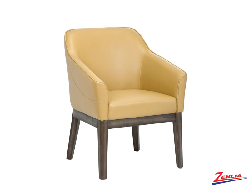 Dori Mustard Armchair