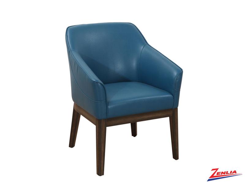 Dori Turquoise Armchair