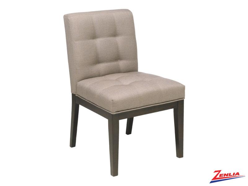 Felic Fabric Linen Dining Chair