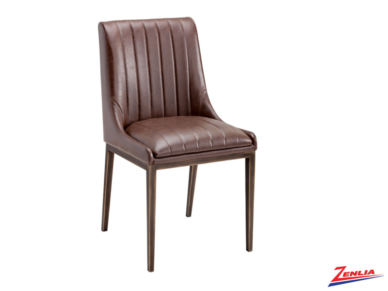 Hald Cognac Dining Chair