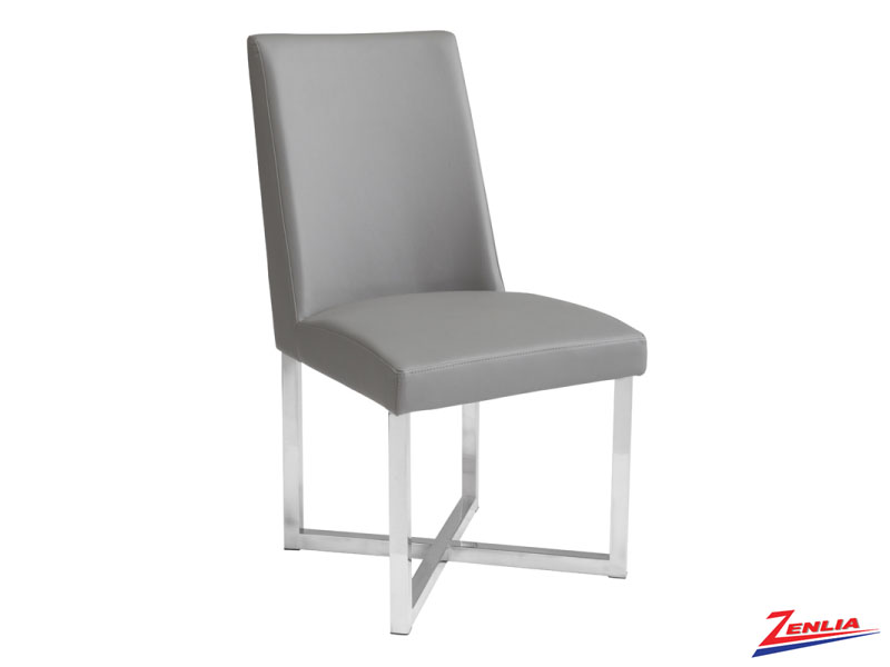 Howa Grey Dining Chair