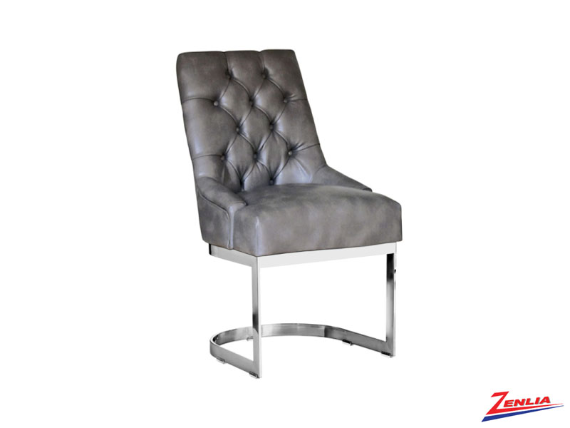 Hoxt Leather Dining Chair