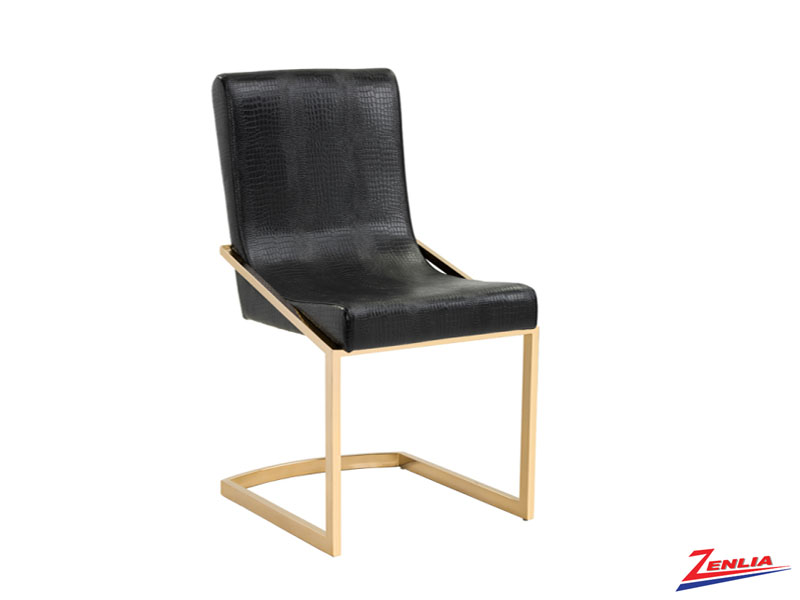 Marc Black Dining Chair