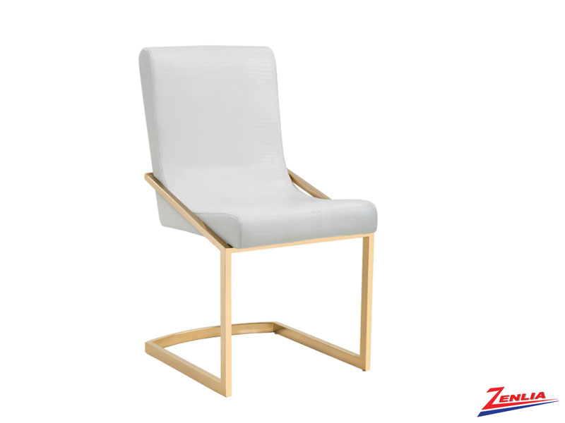 Marc White Dining Chair