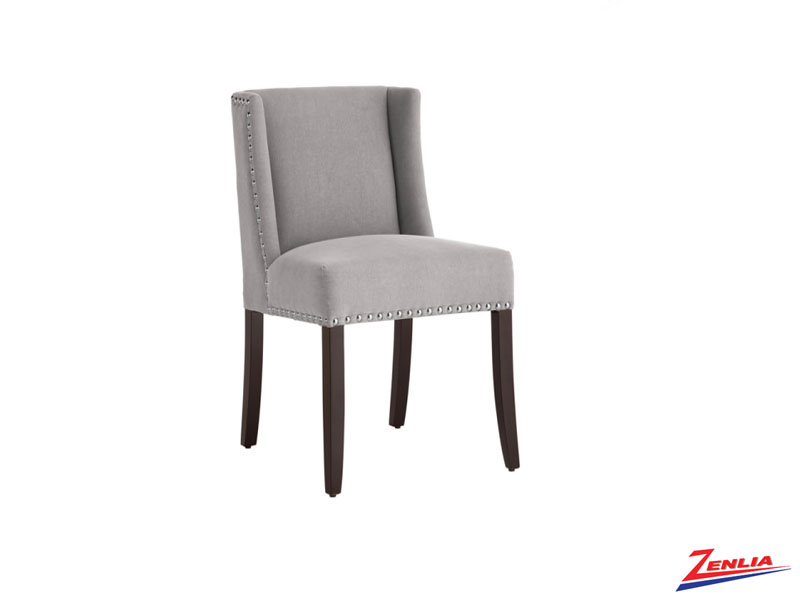 Marli Linen Grey Dining Chair