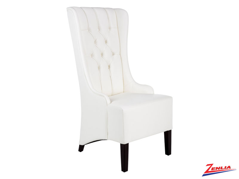 Nap White Dining Chair