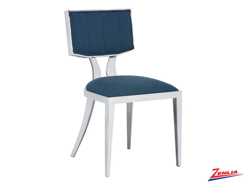Natali Blue Dining Chair