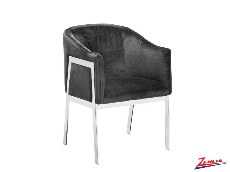 Rial Grey Dining Chair