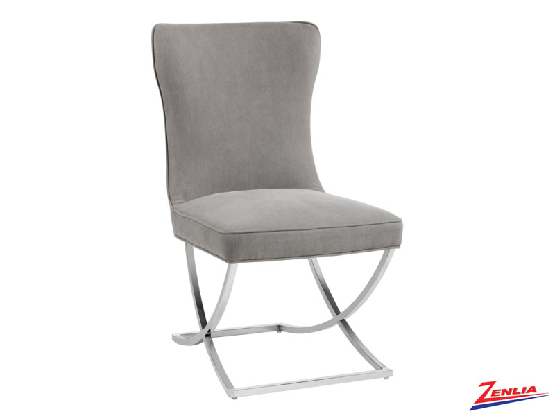 Rivo Grey Dining Chair