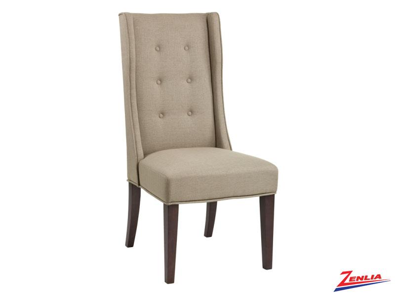Sabi Linen Dining Chair