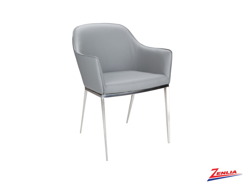 Stani Grey Armchair