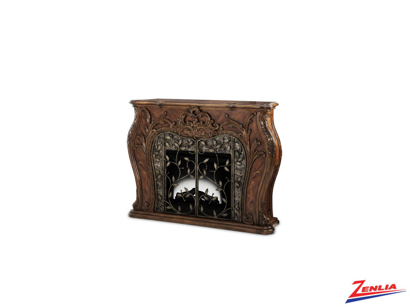 Pala Roy Fireplace