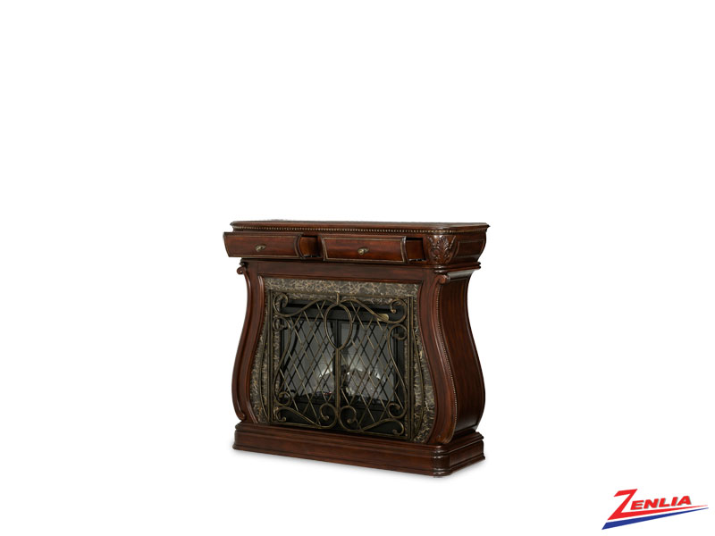 The Sover Electric Fireplace