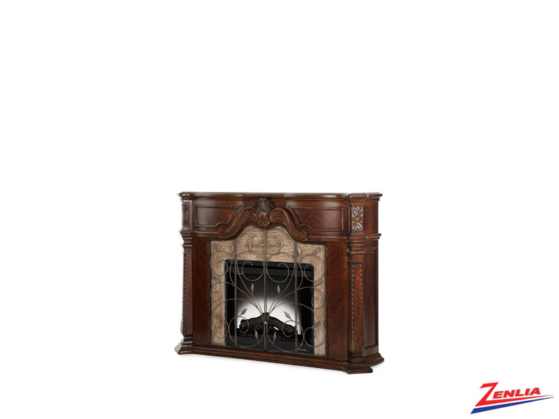 Windsor Fireplace And Mirror
