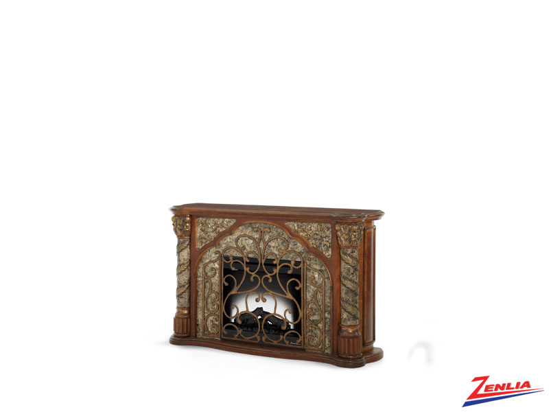 Villa Valen Fireplace