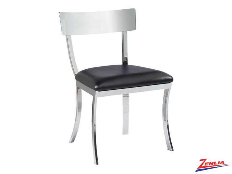 Maide Black Dining Chair