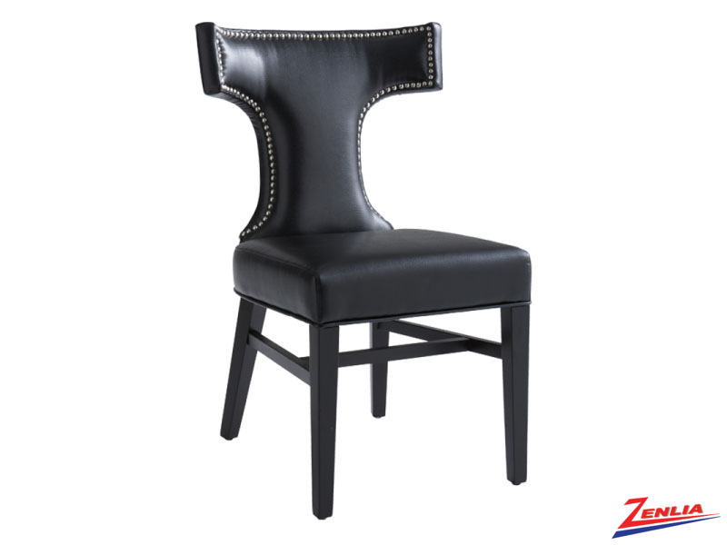 Sera Black Dining Chair