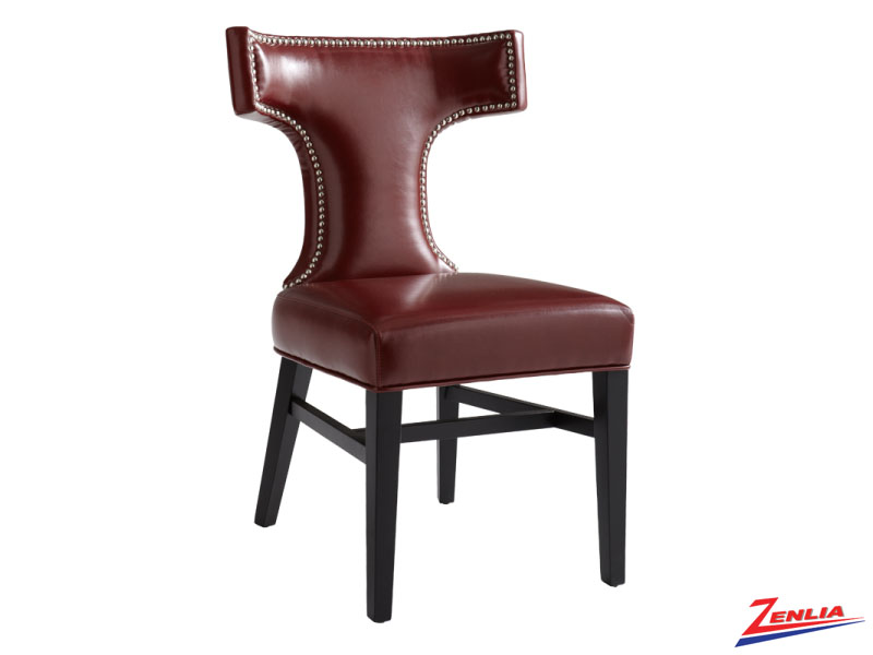 Sera Oxblood Dining Chair