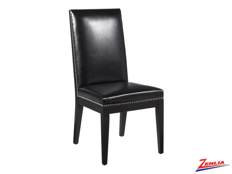 Trope Black Dining Chair