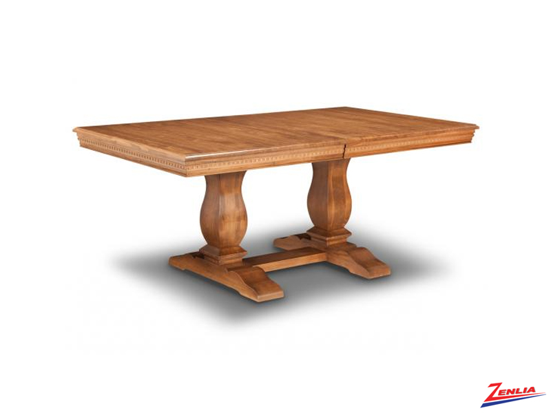 Proven Pedestal Dining Table