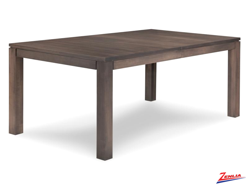 Cont Solid Wood Custom Dining Table