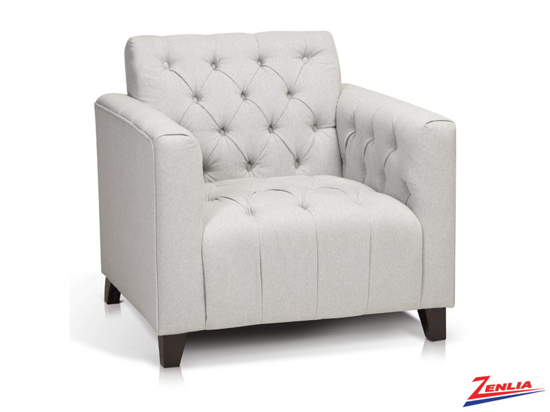 Bern Tufted Lounge Chair