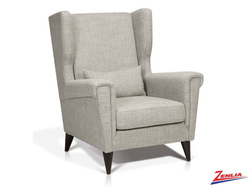 Pont Roll Wing Arm Chair